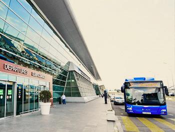 النقل بالمطار